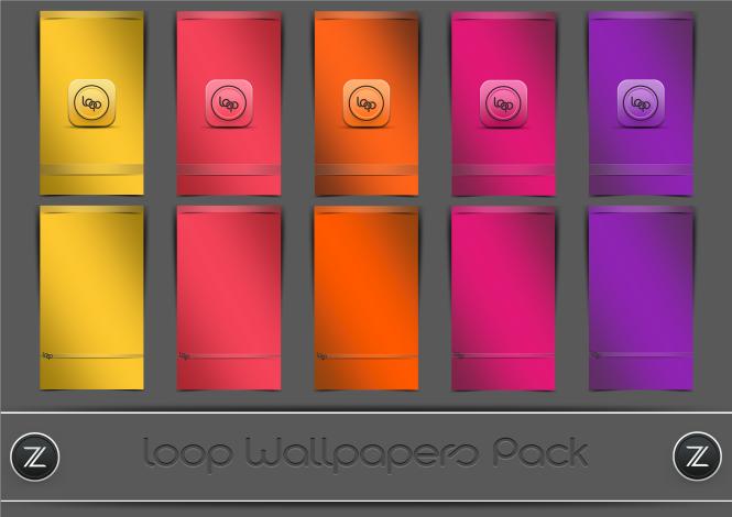 Loop Wallpapers Pack 3